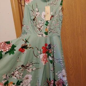 Grace Karin swing dress